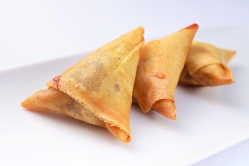 Chicken Samosa - Khan's Restaurant