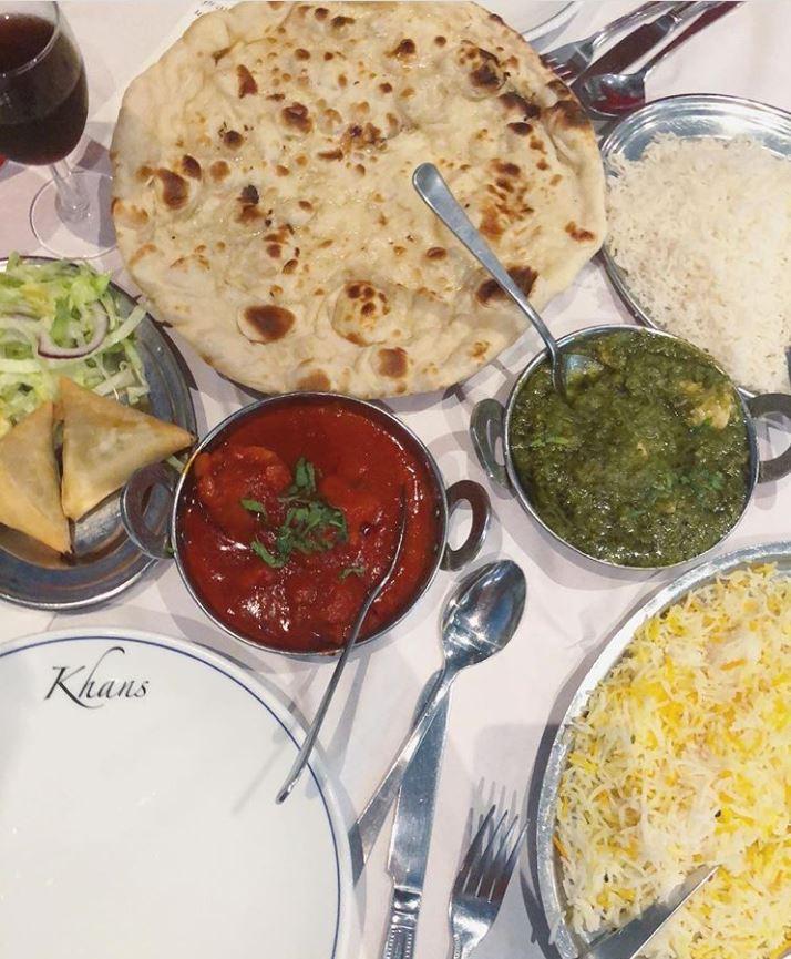 Khans Restaurant September