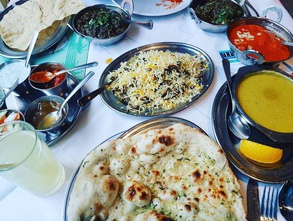 Khans Restaurant December