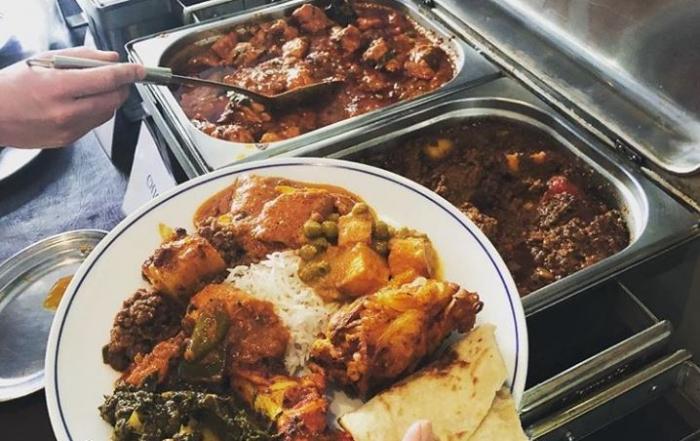 Khan's Lunchtime Buffet