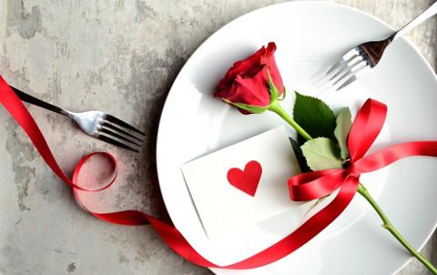 Valentine's Day at Khan's Restaurant
