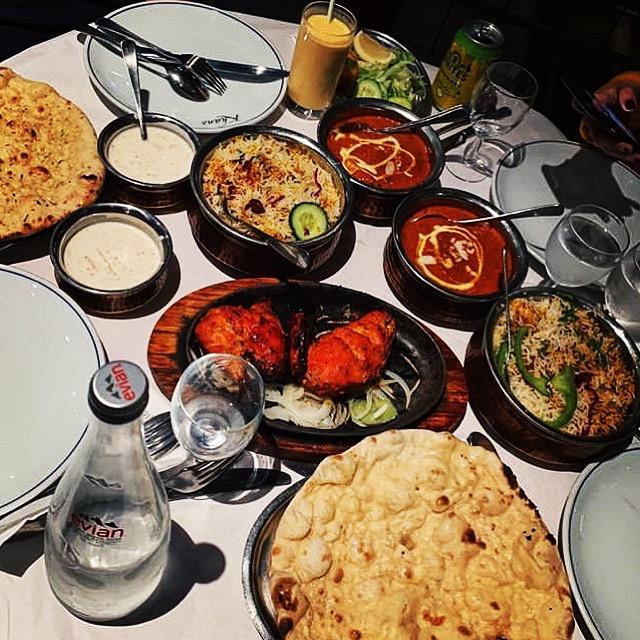 Khans Restaurant January