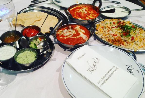 July Discount Offer – 20% off your Bill at Khan's